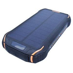ソーラーチャージモバイルバッテリー 26800mAh