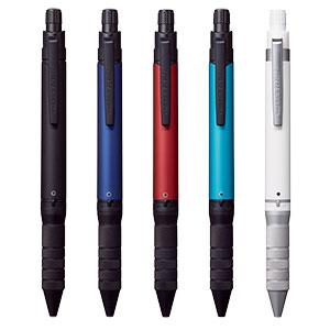 三菱鉛筆 ユニボール アールイー3ビズ 3色ボールペン 0.5mm URE3-1000-05