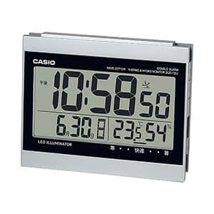 カシオ 温湿度計付 電波時計 DQD-720J-8JF