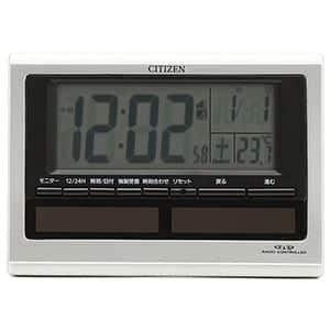 シチズン デジタル電波時計 パルデジットソーラーR125