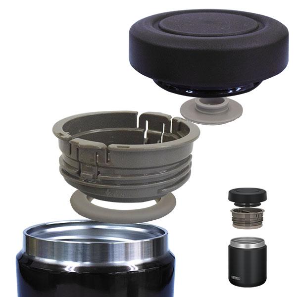 サーモス 真空断熱スープジャー 300ml JBR-300