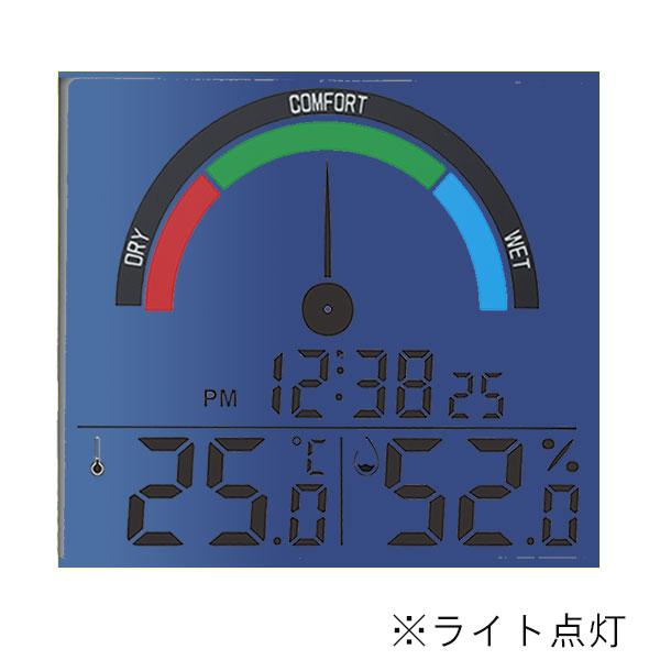 デジタル温湿度計 インデクス