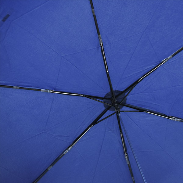waterfront UVカット折り畳み傘 プレミアムポケフラット60cm 包装箱入り