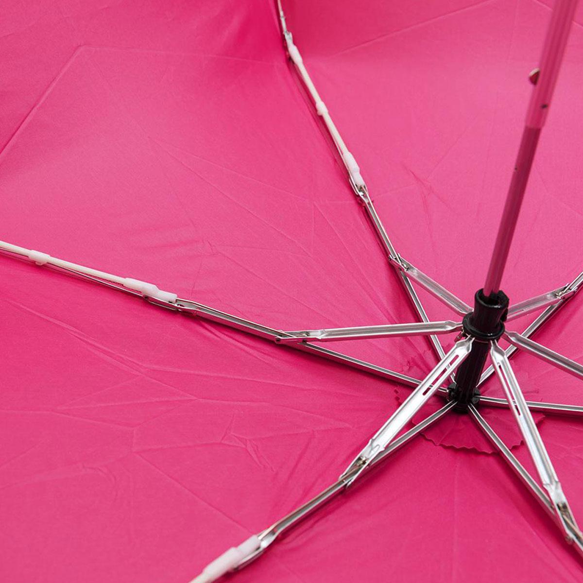 waterfront UVカット耐風折り畳み傘