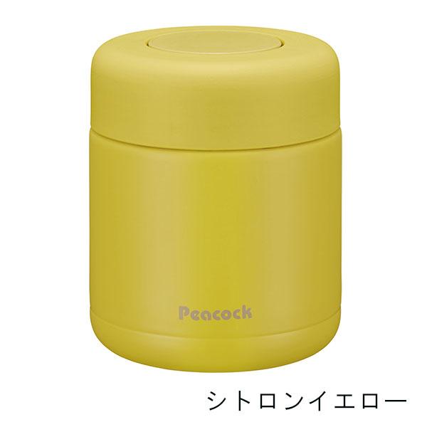 ピーコック ステンレスフードジャー 300ml LKD-30