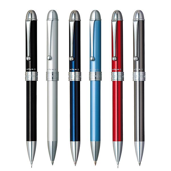 仕事が出来るビジネスマンを演出!伝統のプラチナ万年筆 多機能ペン