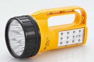内蔵プラグで直接コンセント充電ライト Ⅰ