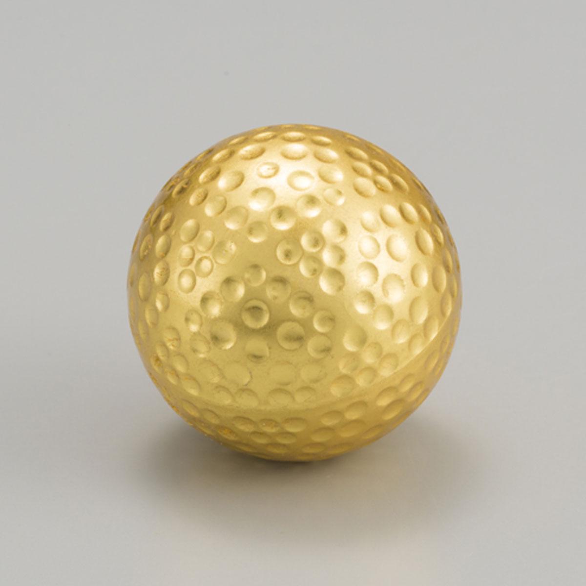 『金沢箔』ゴルフボール&ティーセット