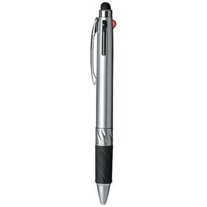 タッチペン付3色ボールペン