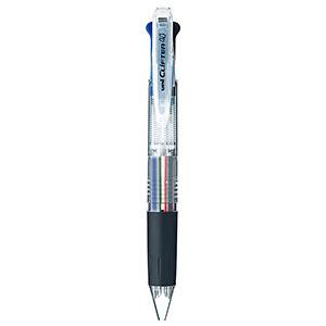 三菱鉛筆 クリフター 4色ボールペン