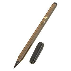 木目柄筆ペン