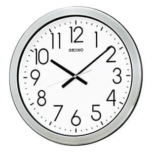 セイコー 防湿・防塵型掛時計 KH407S