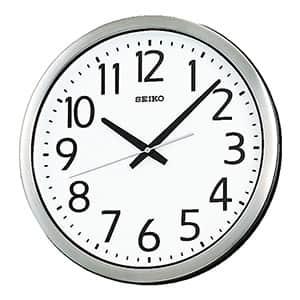 セイコー 防湿・防塵型掛時計 KH406S