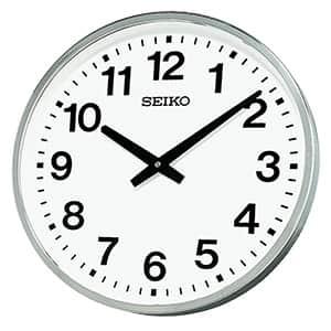 セイコー 屋外用掛け時計 KH411S
