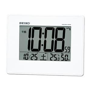 セイコークロック 電波掛け置き時計 SQ770W
