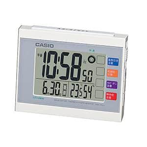 カシオ 生活環境お知らせ電波置時計 DQL-210J-7JF