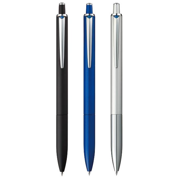 高級感と操作性の両立したクールな1本、ジェットストリーム ノック式単色ボールペン