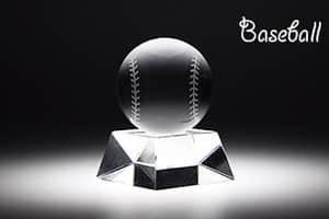 スポーツトロフィーS 野球 彫刻20文字まで
