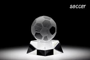 スポーツトロフィーS サッカー 彫刻20文字まで