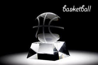 スポーツトロフィーL(バスケット)