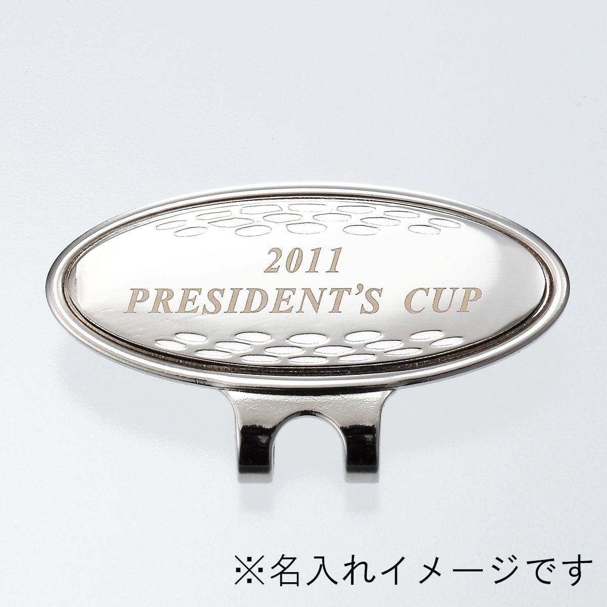 クリップ付ゴルフマーカー&グリーンフォークセット