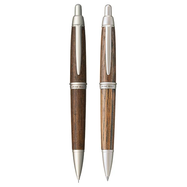 三菱鉛筆 ピュアモルト シャープペン+油性ボールペン 太軸