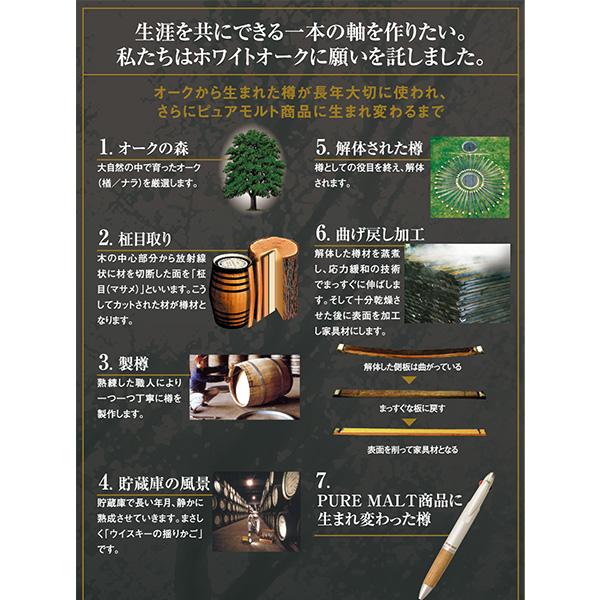 三菱鉛筆 ピュアモルト 油性ボールペン SS-5015