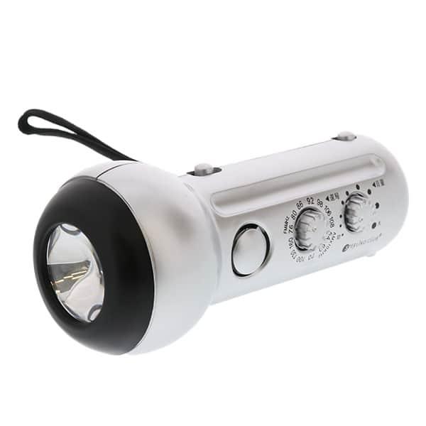 LEDポータブルラジオライト