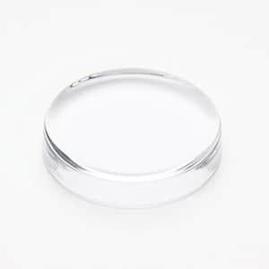 ガラスペーパーウェイト 円型