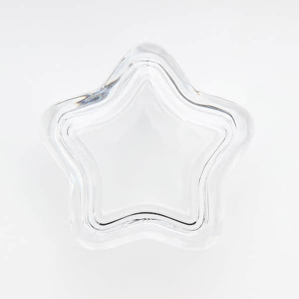 硝子小物入れ(星型)