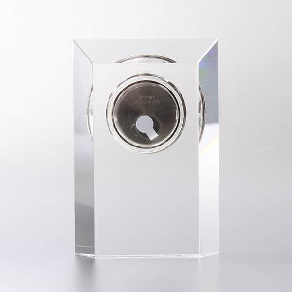 NARUMI グラスワークス エンバシークロックS