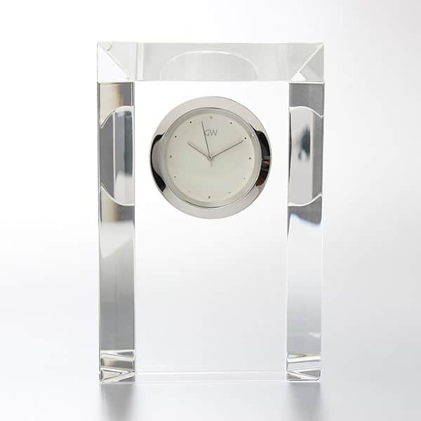 NARUMI グラスワークス エンバシークロックM