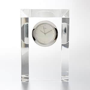 NARUMI グラスワークス エンバシークロック M
