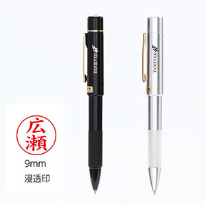 タニエバー スタンペン4F 浸透印&多機能ペン
