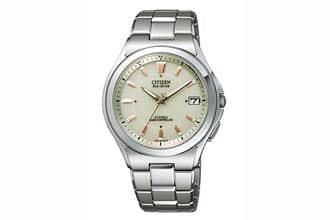 シチズン電波腕時計アテッサATD53-2843 For Mens