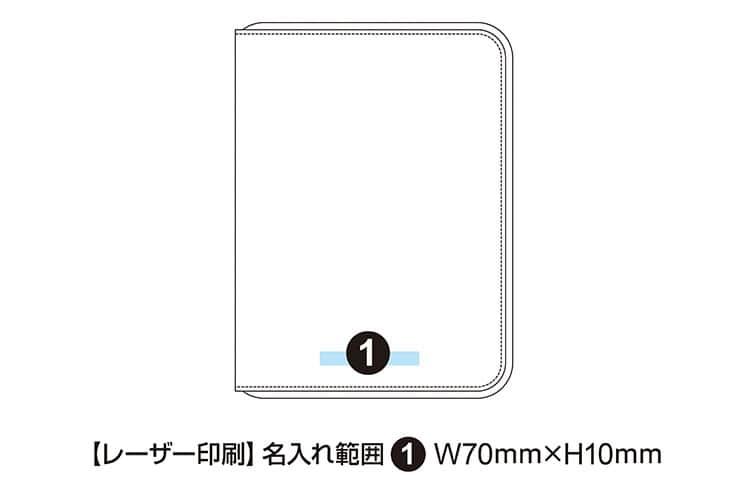 ダ・ヴィンチ ラウンドファスナー システム手帳 A5 25mmリング