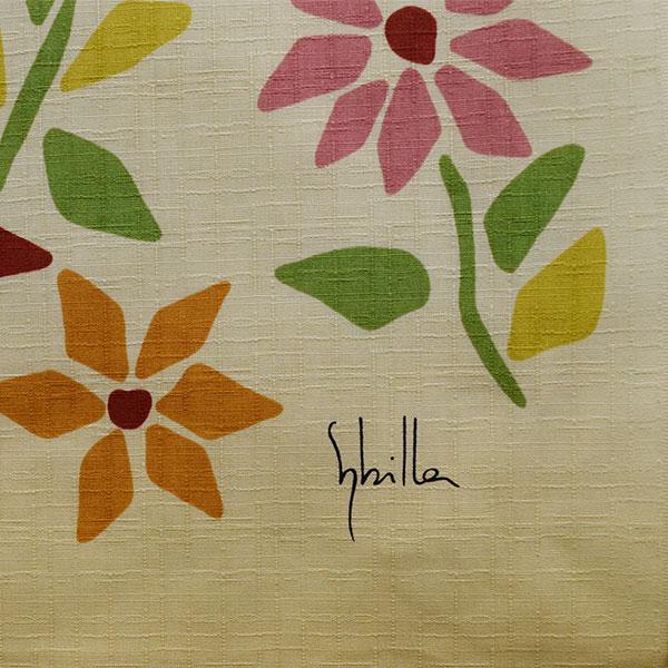 シビラ 綿二巾ふろしき SILVESTRE シルベストレー