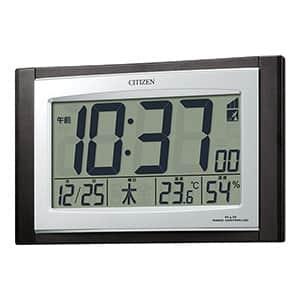 シチズン デジタル電波時計 パルデジットコンビR096