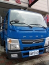 三菱堅達五期歐盟環保新貨車3.5T 加長11.5呎框式鐵架-2