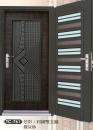 雙彩皮磚雙玄關門2