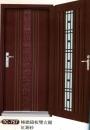 鑄板壓花雙玄關門2