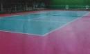 室內外油漆噴漆工程-壓克力球場地坪