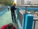 陸橋油漆修補工程