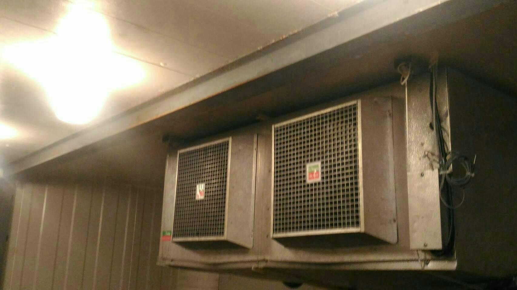 冷凍庫維修
