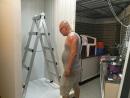 冷凍櫃組合施工 (5)