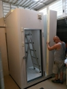 冷凍櫃組合施工 (6)