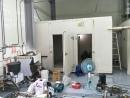 冷凍櫃組合施工 (7)