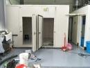 冷凍櫃組合施工 (8)