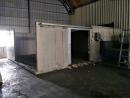 冷凍櫃組合施工 (3)