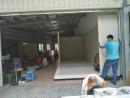冷凍櫃組合施工 (17)